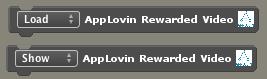 applovinloadshowrewarded